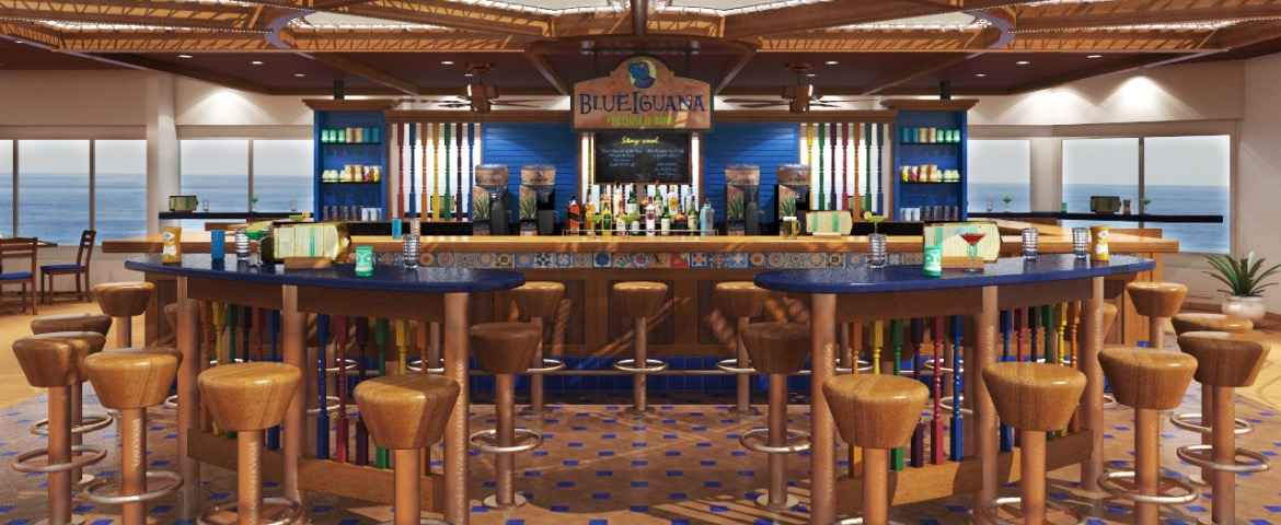 Ccl Carnival Sunshine Bar Blue Iguana
