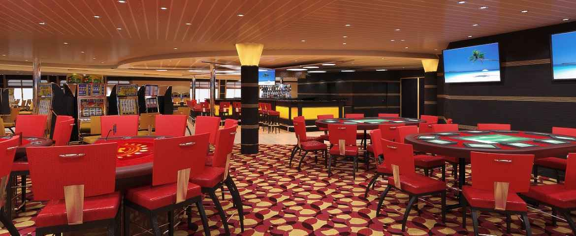 Ccl Carnival Sunshine Casino
