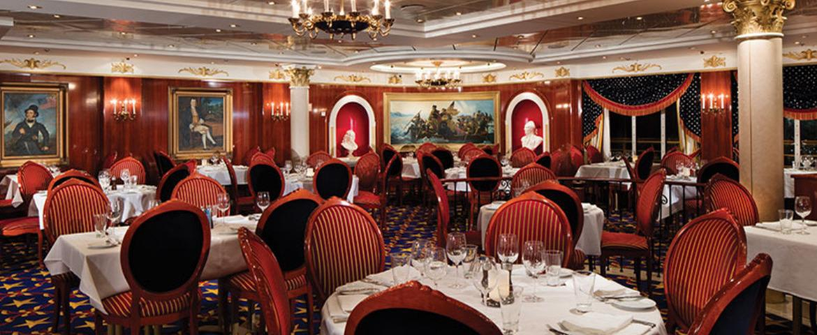 Croisière NCL Norwegian Pride of America Salle à Manger Liberty