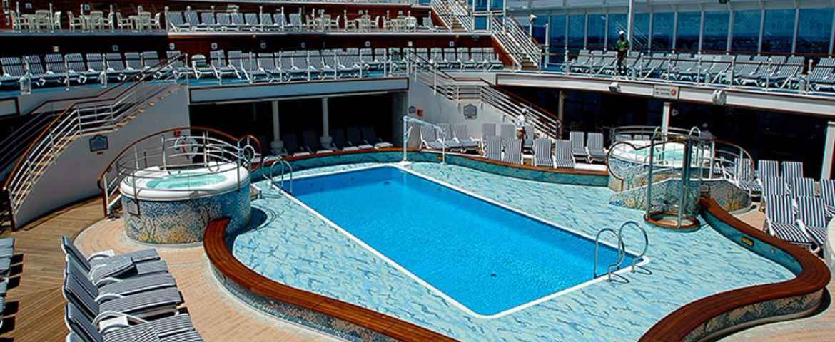 Croisière PCL Princess Crown Piscine