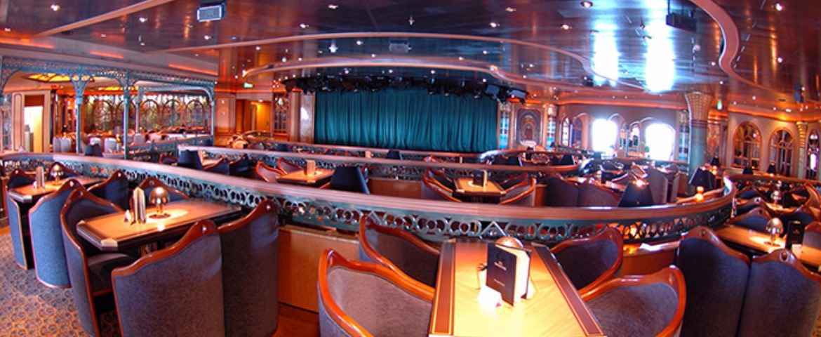 Croisière PCL Princess Crown Salon Explorers
